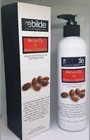 Hair Growth Shampoo Sulfate Caffeine Biotin Argan Oil For Damaged Hair 400ml