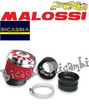 6422 - FILTRO ARIA MALOSSI E13 Ø 32 / 38 inclinato 25° PHVA/B-PHBN PHBG PHBL 50