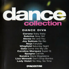 DANCE COLLECTION 41 CD 500 BRANI DANCE DE AGOSTINI UNMIXED