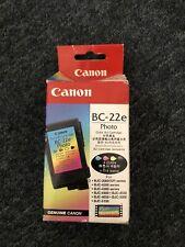 Canon BC-22E Cartridge to suit BJC-4200 series/4300/4550/4650 4 colours
