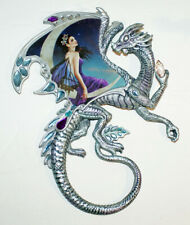 Bradford Exchange - Indigo Memories Guardians of the Mystic Dreams, Fairy Dragon