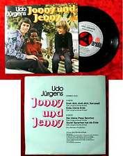 EP Udo Jürgens: Jonny und Jenny (Ariola Club Sonderauflage 43 021) D