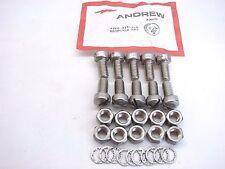"""Andrew 31769-5 - 3/4"""" Hardware Kit For Standard Hangers 3/8"""" Fillister Heads T30"""