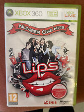 LIPS Number One Hits-Xbox 360-Free UK POST.