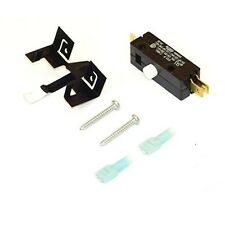 Whirlpool Factory Oem Part W10820036 Dryer/Washer Door Switch Kit