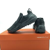Nike Air Zoom Gimme Golf UK 5 EUR 38.5 Black 875849-001 Golf Shoes Women's