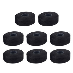 8 Rolls 50m Teeth Oral Hygiene Care Clean Line Mint Bamboo Charcoal Floss