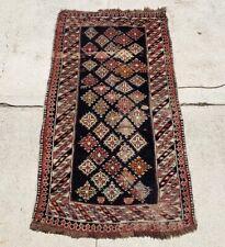 An Antique Turkish Rug