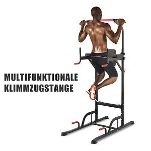 Dip Station Klimmzugstange Kraftstation Kraftturm Pull up Heimtrainer
