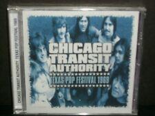 Chicago Transit Authority - Texas Pop Festival 1969 CD SEALED radio broadcasts