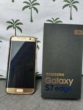Handy SAMSUNG GALAXY S7 EDGE Gold 32 GB