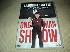 """DVD NEUF """"LAURENT BAFFIE EST UN SALE GOSSE"""" one man show"""