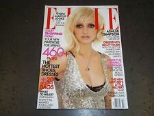 2006 MARCH ELLE MAGAZINE - ASHLEE SIMPSON - 468 PAGES - II 4873
