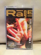 Rage : Make Some Noise Vol 1 - RARE 1991 Tape - Xpansions Nomad Bomb The Bass