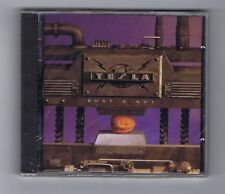 CD (NEW) TESLA BUST A NUT