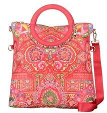 Oilily Sac À Bandoulière Folding City Shoulder Bag Raspberry
