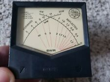 Daiwa Cn-540 50- 150 Mhz Power Swr 200 Watt Meter