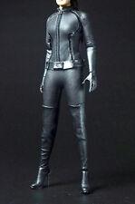 █ Custom Catwoman 1/6 Jumpsuit Set for Hot Toys Phicen Kumik Female Body █