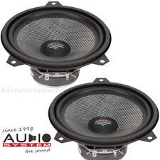 Audio System AS-165 E46 16,5cm Kicker 260 Watt Lautsprecher BMW E46 3er Kickbass