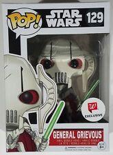 Funko POP Star Wars Rebels General Grievous EXCLUSIVE Vinyl Bobblehead Figure