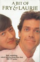 Complete Set Series Lot of 4 Bit of Fry/Laurie books by Stephen Fry/Hugh Laurie