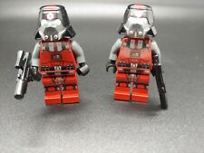 Lego star wars minifigures Old Republic Sith Troopers Set From 75001
