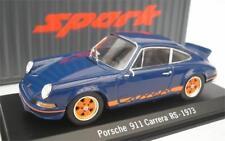 1973 Porsche 911 Carrera RS Model Car 1:43 Scale by Spark