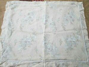 Simply Shabby Chic Standard Linen Pillow Sham