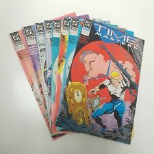 Time Masters (1990) Complete Set of 8 (#1-8) NM- (Avg.)  Thibbert, Dr. Fate