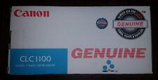 GENUINE Canon CLC1100 Cyan Toner Cartridge 1429A003AA, BNIB