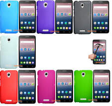 "Funda TPU LISA ALCATEL ONE TOUCH POP 4 5""+PROTECTOR CRISTAL TEMPLADO OPCION"