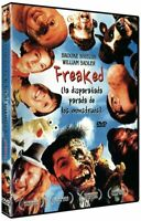FREAKED (1993) DVD - Region 2 / Spain - New & Sealed - AUTHENTIC!