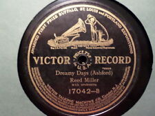 VICTOR 78 RECORD 17042/REED MILLER/INEZ BARBOUR-HARRY ANTHONY/LOVE NEVER DIES/VG