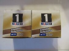 Engine Oil Filters 2 Mobil 1 M1-111