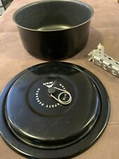 Vintage MSR Mountain Safety Research Camping Backpacking Pot w/ Lid & Clamp