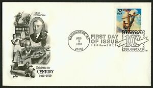 #3183e 32c Telephone Spans Nation, Art Craft-H/C FDC ANY 5=