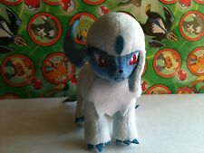 Pokemon Plush Absol I Love Gothic Goth UFO Prize Catcher Stuffed Doll figure set