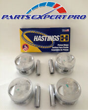 1986-1995 SUZUKI SAMURAI HIGH COMPRESSION PISTONS WITH RINGS  1.3 LT 75MM G13A