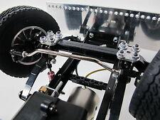 Cust Steering knuckle Connect Rod Pole Tamiya 1/14 Semi King Grand Knight Hauler