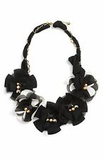 Kate Spade Black and White Ball Necklace NWT Sophisticated! Tres Chic!