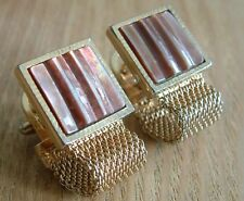 Mother of Pearl Brass Jewellery for Men