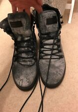Android Homme Mens Boots Size 9