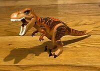 Lego Jurassic World T-Rex Dinosaur trex04 From Sets 10758/75918
