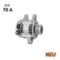 Lichtmaschine Toyota Yaris +Verso 1.4 D-4D Diesel 75 PS  102211-5660 27060-33020