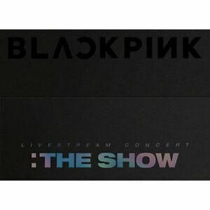 BLACKPINK 2021 [THE SHOW] 2 DVD+Foto Buch+Karte+Magnet+Sticker+Poster+etc