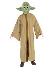 """Star Wars Mens Yoda Costume, Std,CHEST 44"""",WAIST 30-34"""",INSEAM 33"""""""