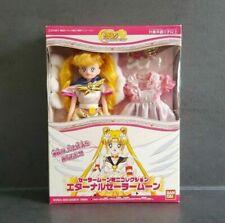 Eternal Sailor Moon Super S Puppe mit Flügel World Version Doll Vintage Rare