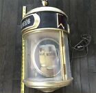 Vintage Michelob Beer Hanging Large Light up Sign Bar Anheuser Busch Light Works
