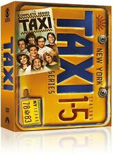 Taxi: The Complete Series - 17 DISC SET (2014, DVD New)