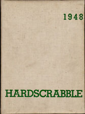 1948 Western Reserve Academy Yearbook, Hudson, OH - Hardscrabble